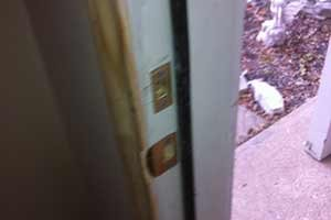 Door Repair: After