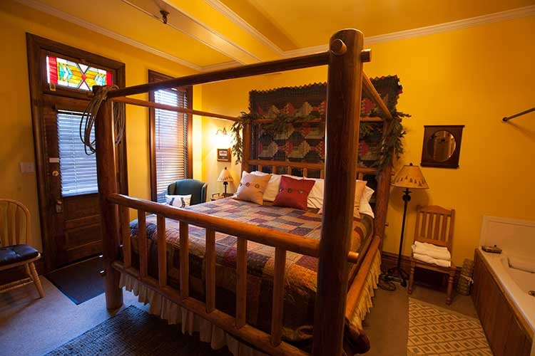 The Lodge in Hines Mansion in Provo, UT