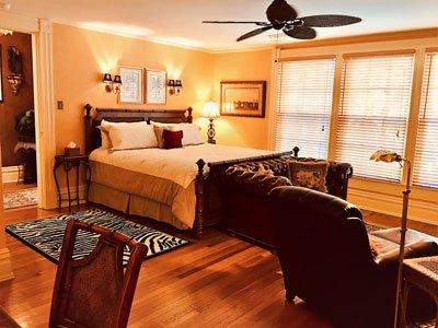 Casablanca room at A Storybook Inn