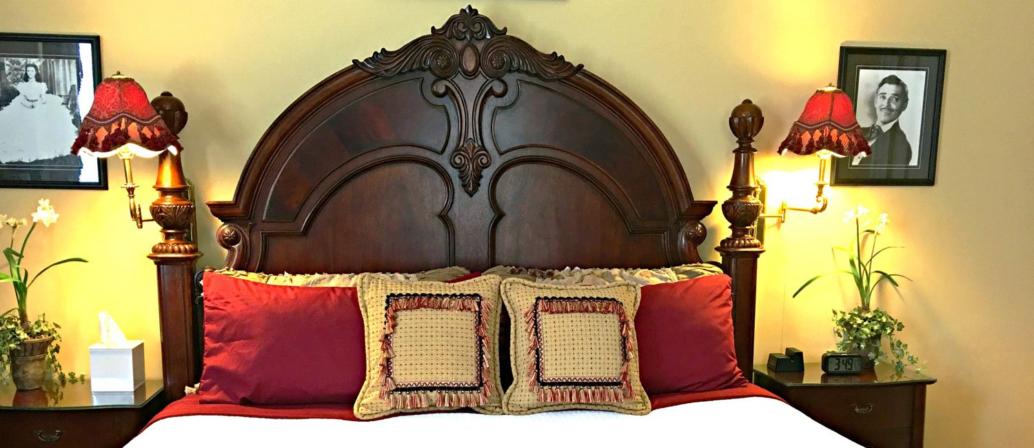 gone with the wind suite lexington bed and breakfast a storybook inn