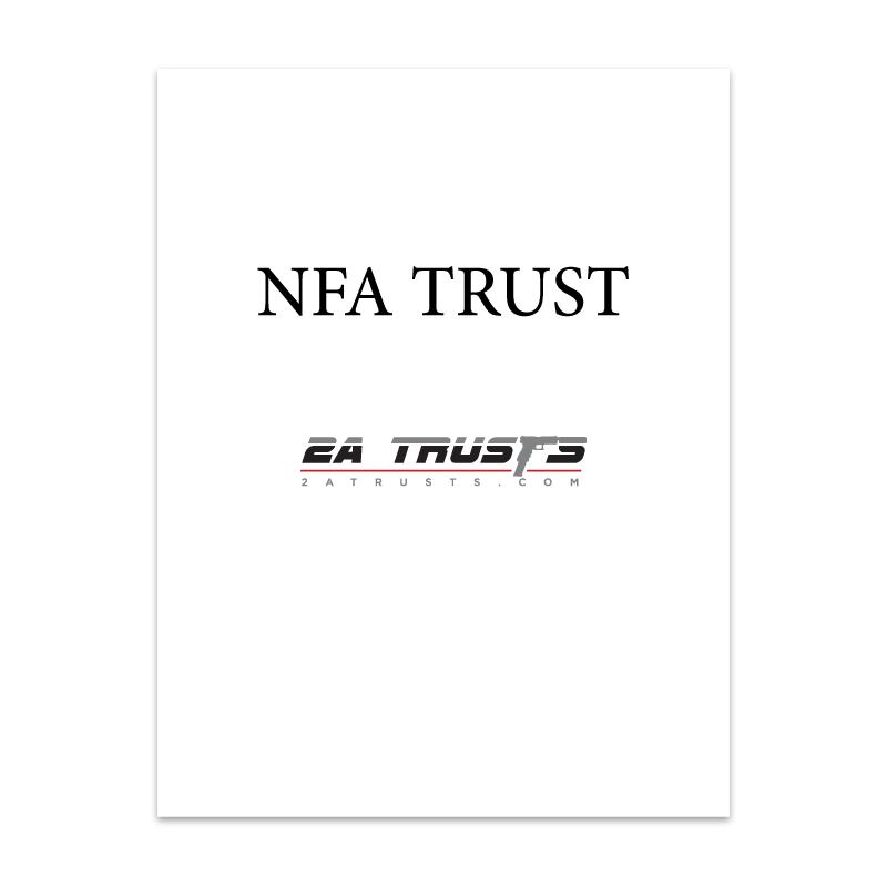 Nfa gun trust solutioingenieria Images