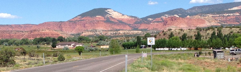 Torrey Utah Route 12