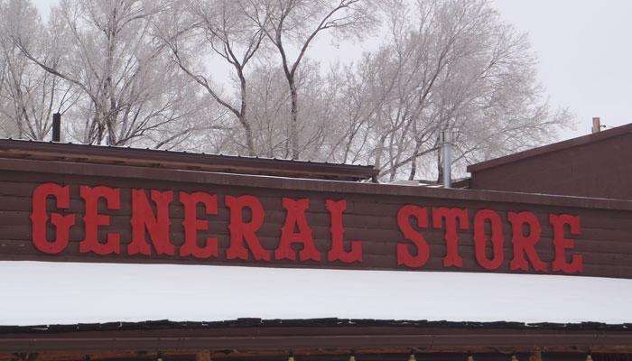 Torrey Town General Store