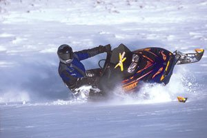 Winter activities in North Idaho