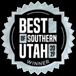 Silver best of southern Utah 2019