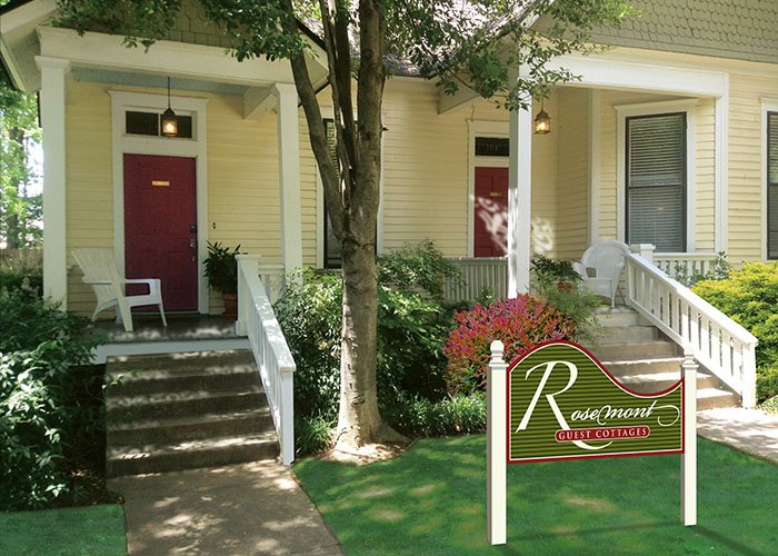 Rosemont Cottages in Little Rock, AK