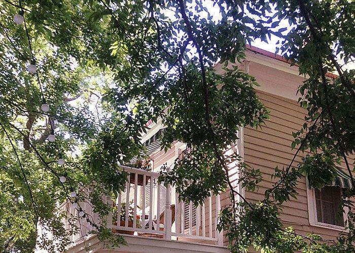 Gardener Cottage at Rosemont Cottages in Little Rock, AR