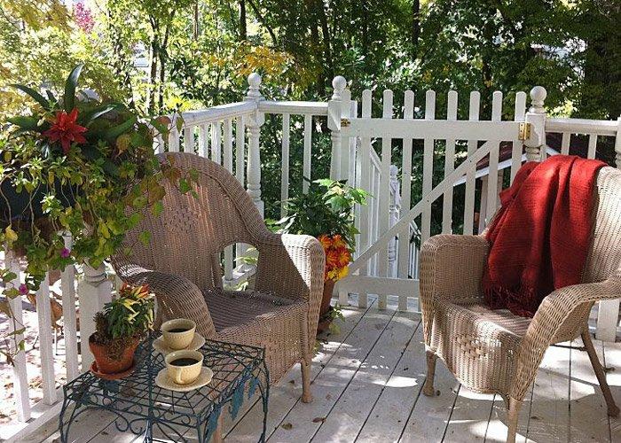 In Cottage Breakfast in Little Rock, AK