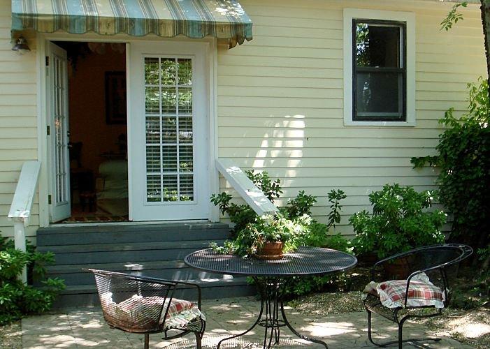 Winslow Cottage at Rosemont Cottages in Little Rock, AR