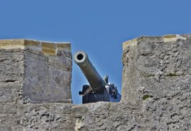 The Fort Matanzas National Monument