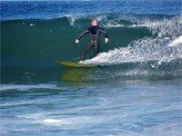 Surfing in Florida