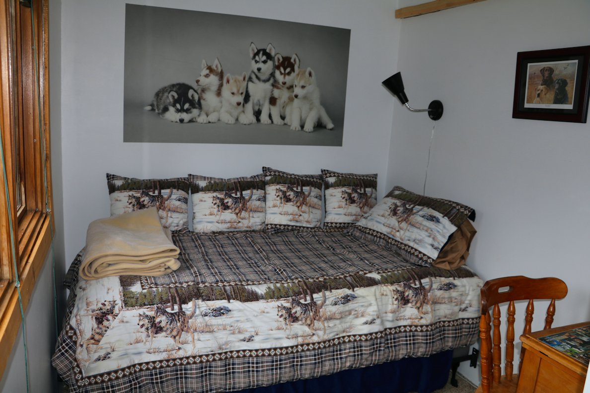The Dog Room in the Bear Den Vacation Home