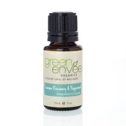 Refresh – Tunisian Rosemary & Peppermint E-Oil Blend