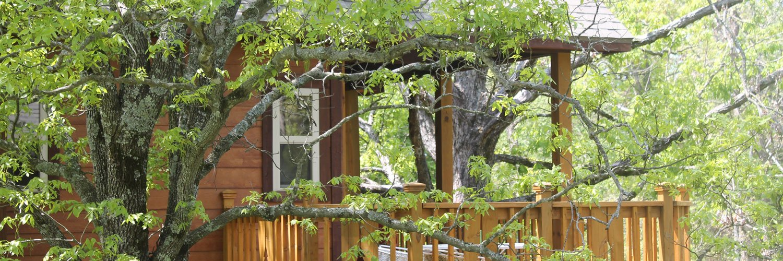 Eureka Sunset Cabins   Treehouses In Eureka Springs, Arkansas