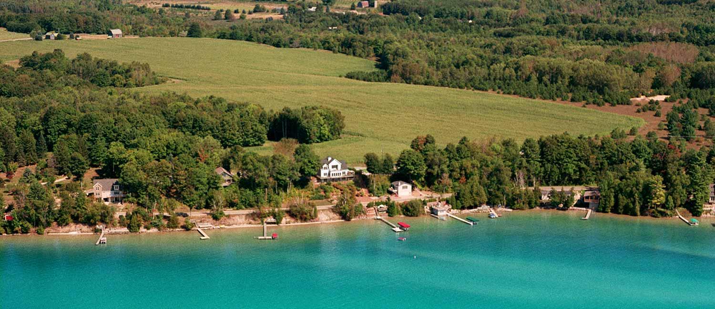 Boyne City Mi >> The Torch Lake Bed & Breakfast in Central Lake, MI