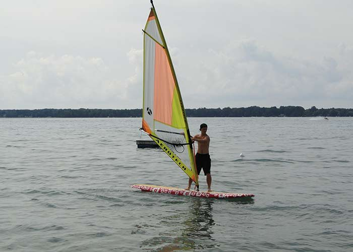 Outdoor fun near Torch Lake Inn in Central Lake, MI