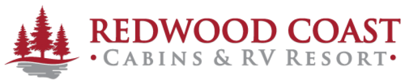 Redwood Coast Cabins & RV Park Logo