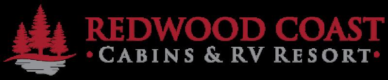 Redwood Coast Cabins & RV Park Logo