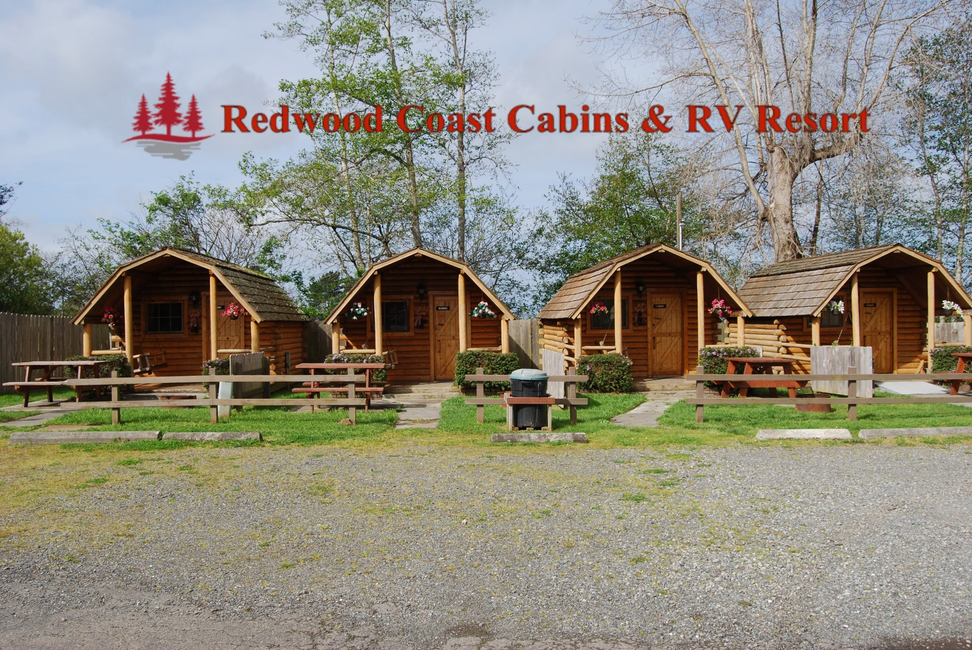 amenities redwoods rv resort redwood coast cabins rv