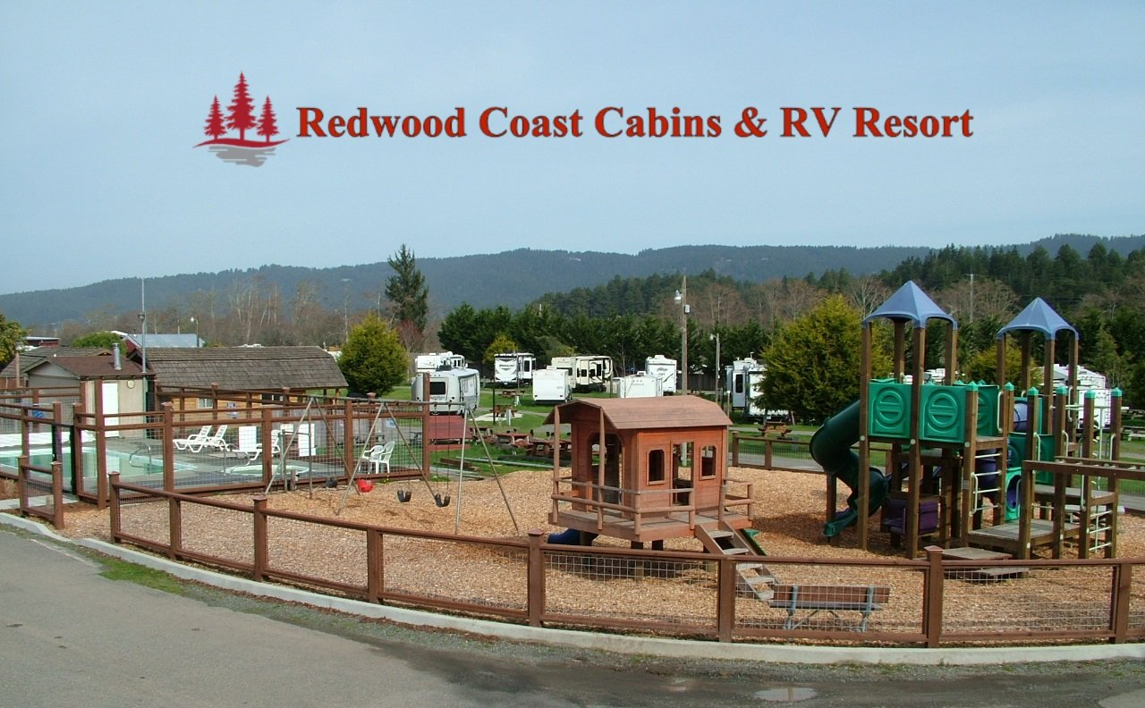 Redwood Coast Cabins And Rv Resort Between Eureka And Arcata