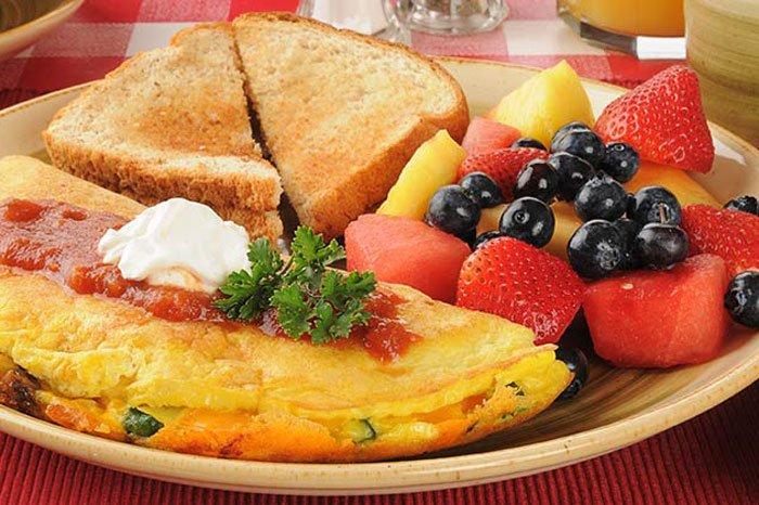 Hotel Matador Breakfast