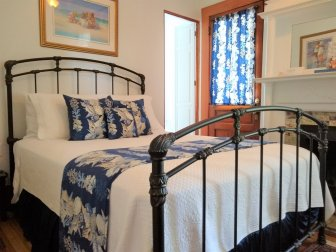Guest Room at Surf Song B&B in Tybee Island, GA
