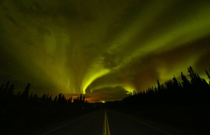 Northern Lights Winter Package at Inn on the Lake in Yukon, Canada