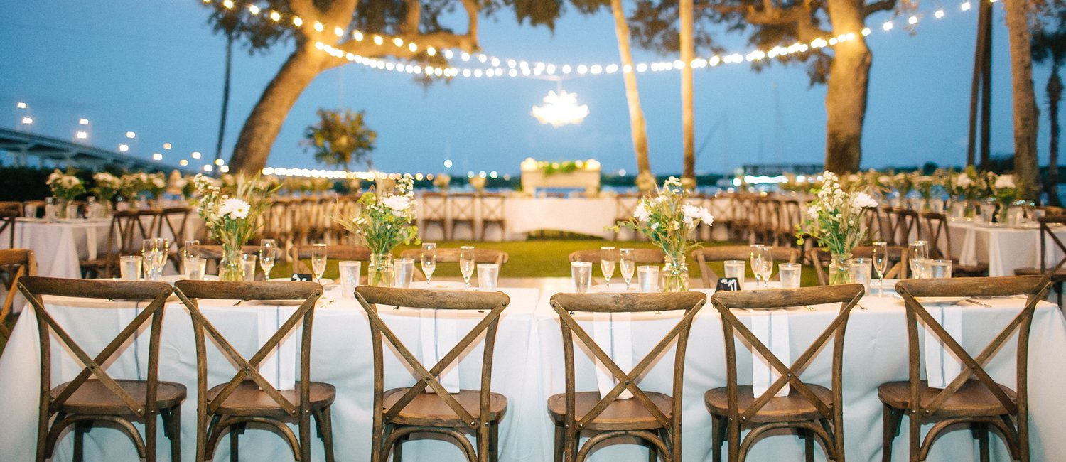 New Smyrna Beach Wedding Venues Night Swan Intracoastal