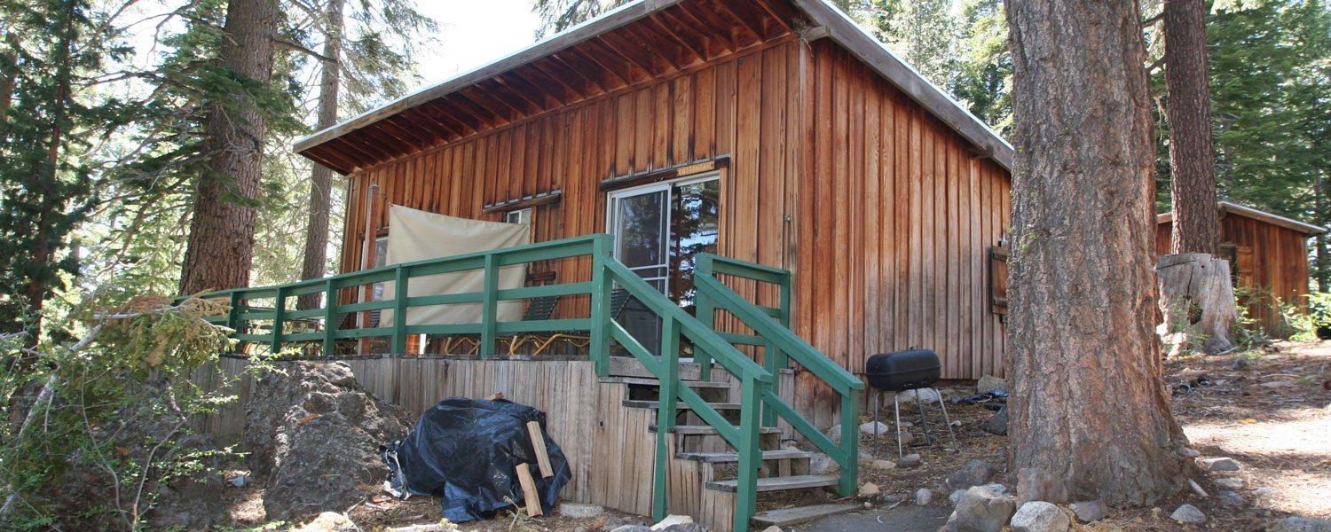 Our cabins kit carson cabins kit carson lodge for Cabin kits california