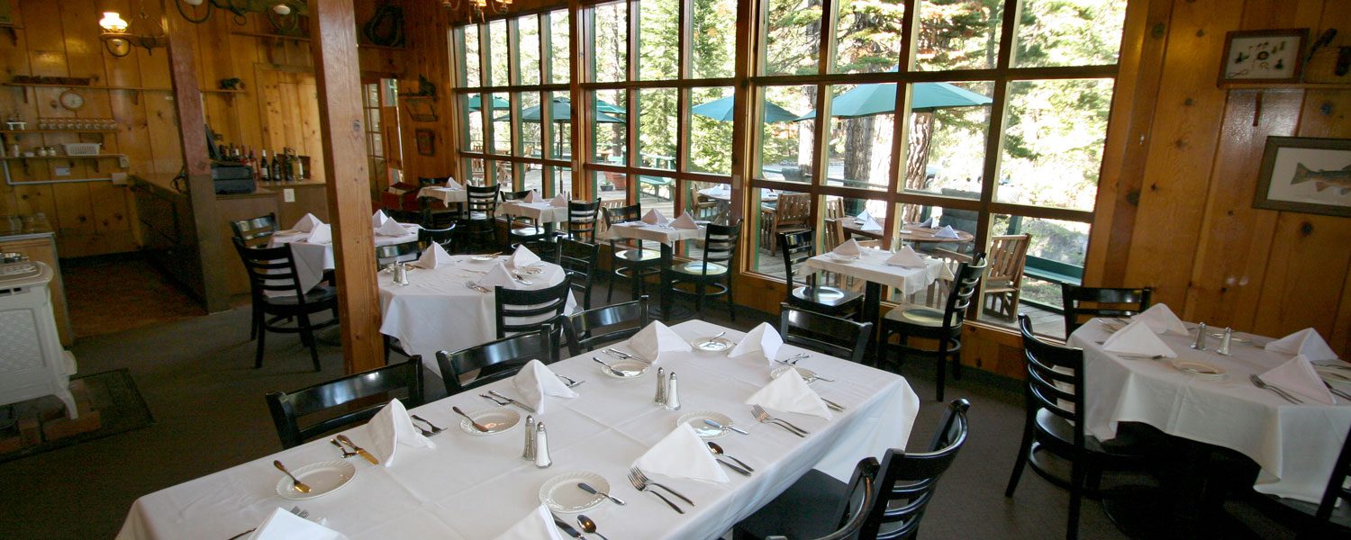 Kit Carson Lodge Restaurant