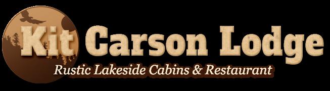 Kit Carson Lodge - Rustic Lakeside Cabins & Restaurant