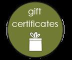 Penny Farthing Inn gift certificiates