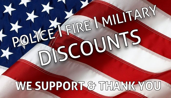 Military Discount package