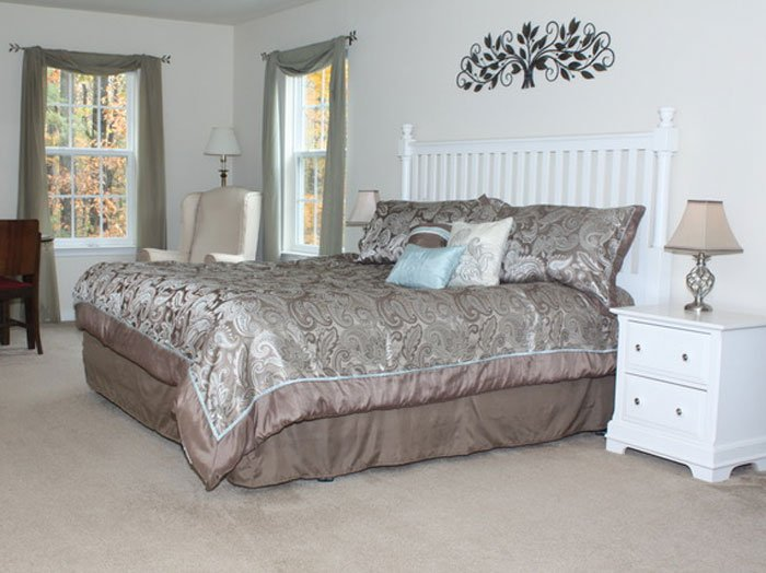 Cranborne Room at the Uphill House B&B