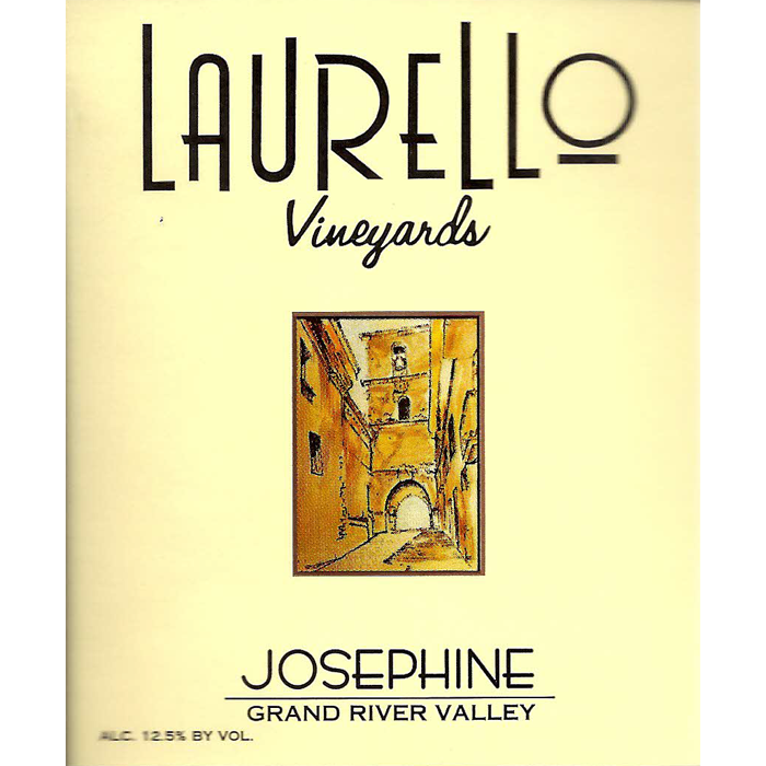 Josephine wine at Laurello Vineyards