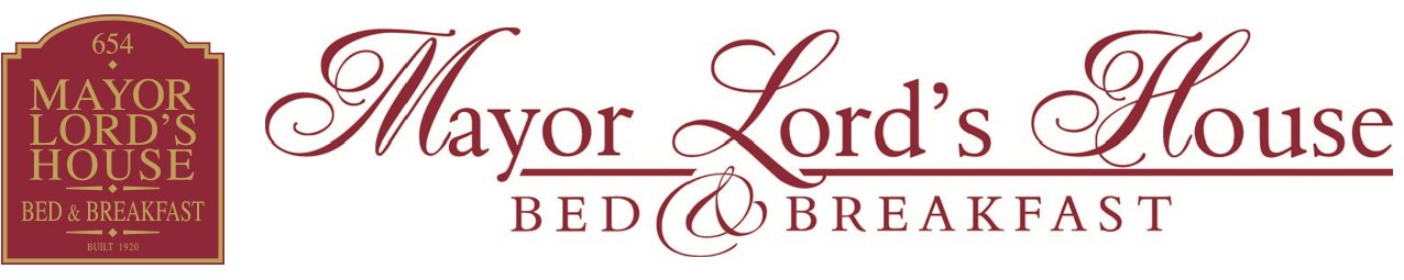 Mayor Lord's House B&B Logo