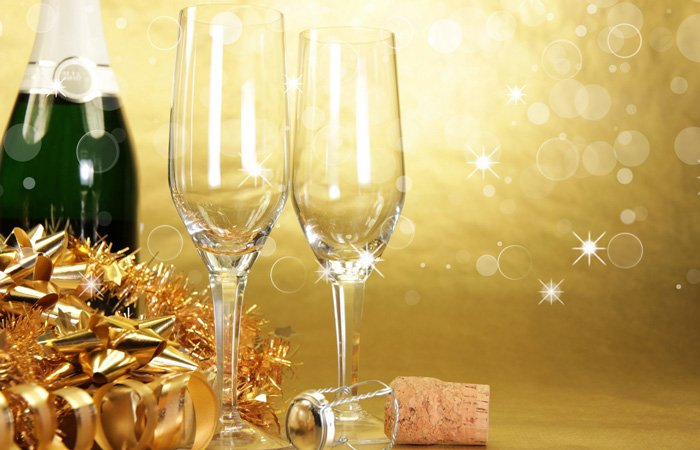 Celebrate New Years Eve at the Darby Field Inn, near North Conway, New Hampshire