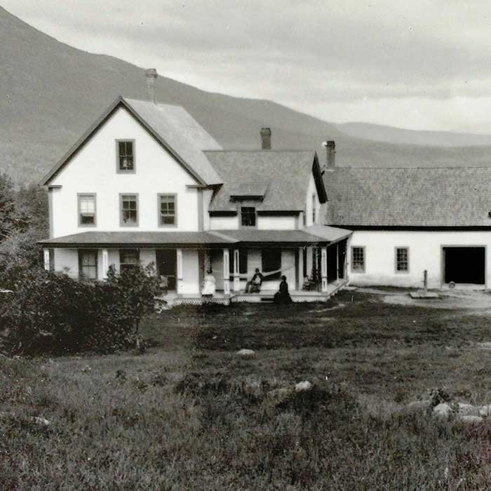 Darby Field Inn historic photo
