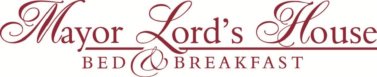 Mayor Lord's House B&B Logo