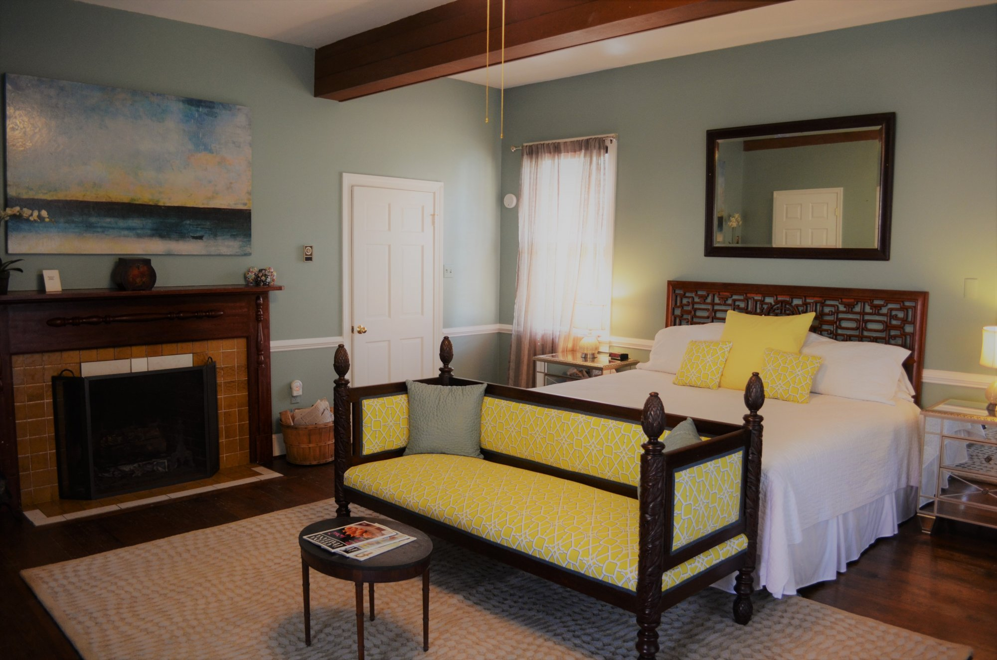 Packages at Inn at Gristmill Square in Warm Springs, Virginia