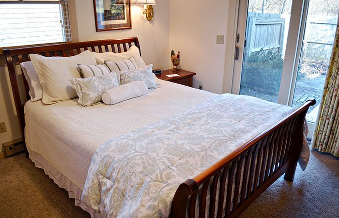 Spring Suite at the Inn at Gristmill Square in Warm Springs, Virginia
