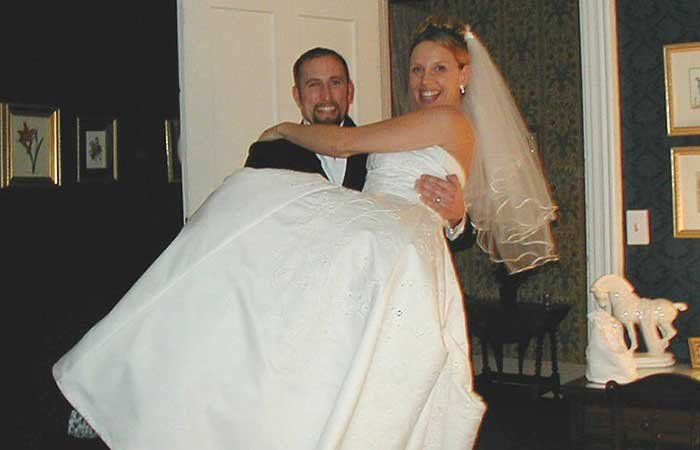 Weddings at 1868 Crosby House in Brattleboro, Vermont