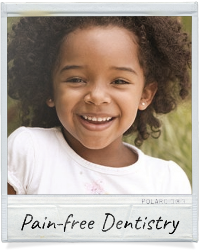 Pain-free dentistry at Salem Smiles in Salem, UT