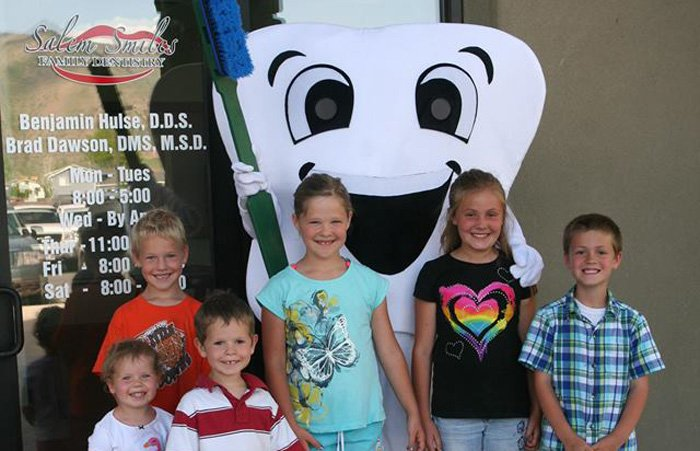 Dental Services at Salem Smiles in Salem, Utah