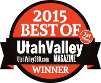 Best Dentist Utah Valley Magazine 2015