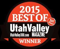 Best Dentist Utah Valley Magazine 2015