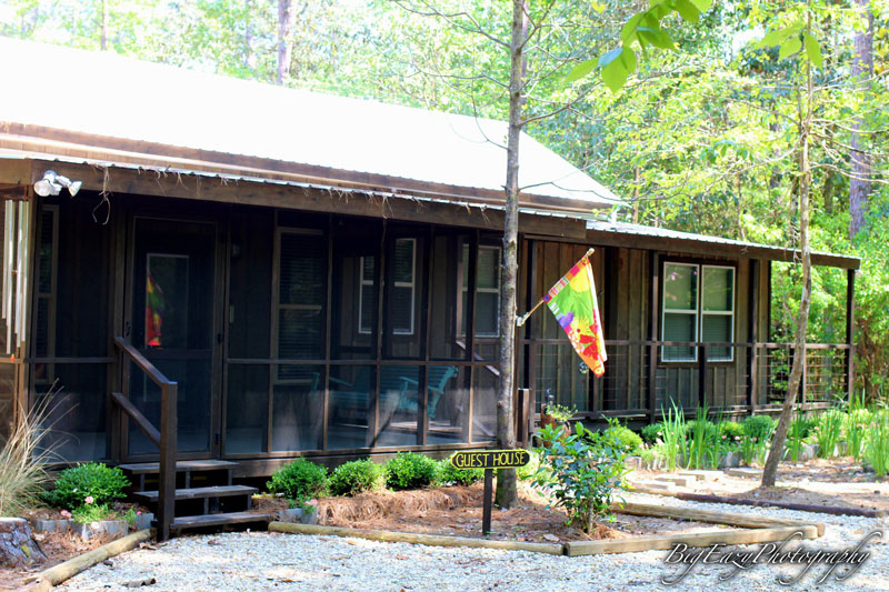 The Guest House at the Little River Bluffs