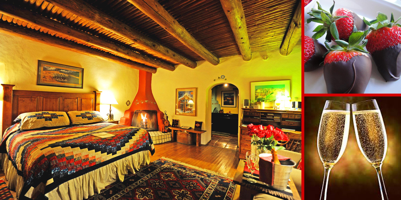 specials and deals Hacienda del Sol in Taos, NM