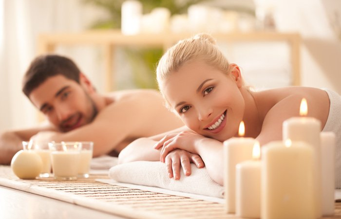 massages enhance your stay at Hawk Valley Retreat in Galenea, Illinois
