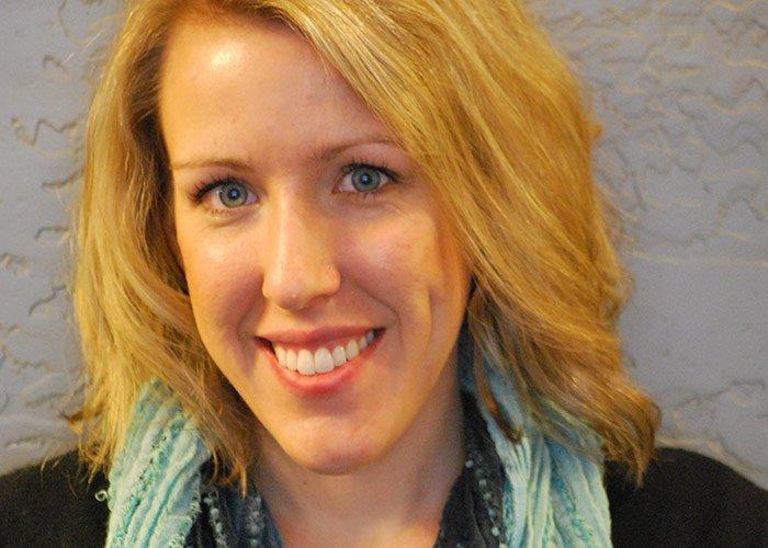 Alyssa Evans of Crockett Chiropractic in Salme, UT